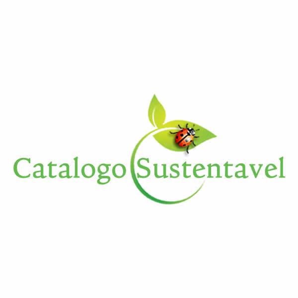 Cartão Catalogo Sustentável
