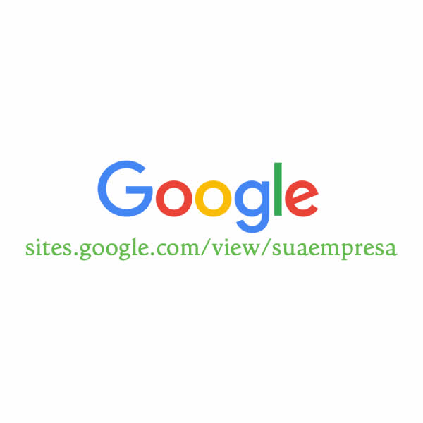 Site com Dominio Google